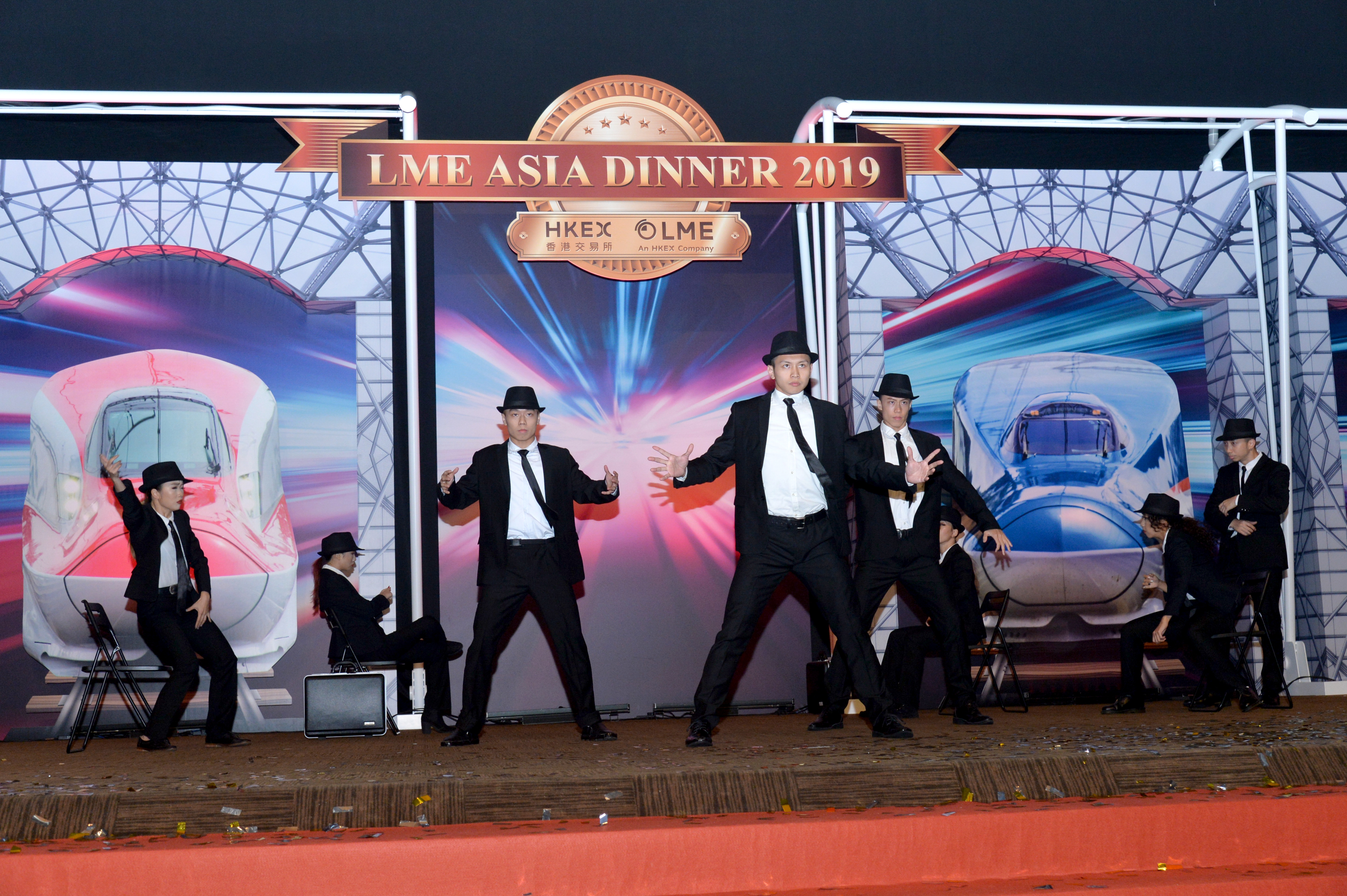 LME Asia Dinner Performance 1