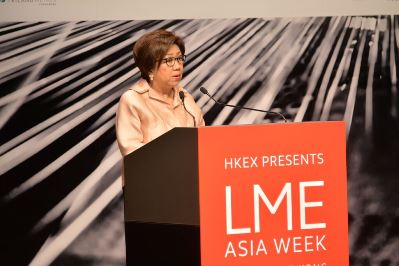 Mrs Laura Chua's Speech
