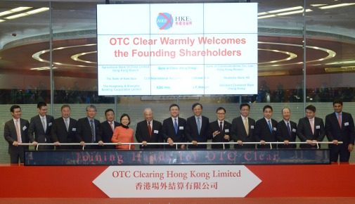 OTC Clear Launches