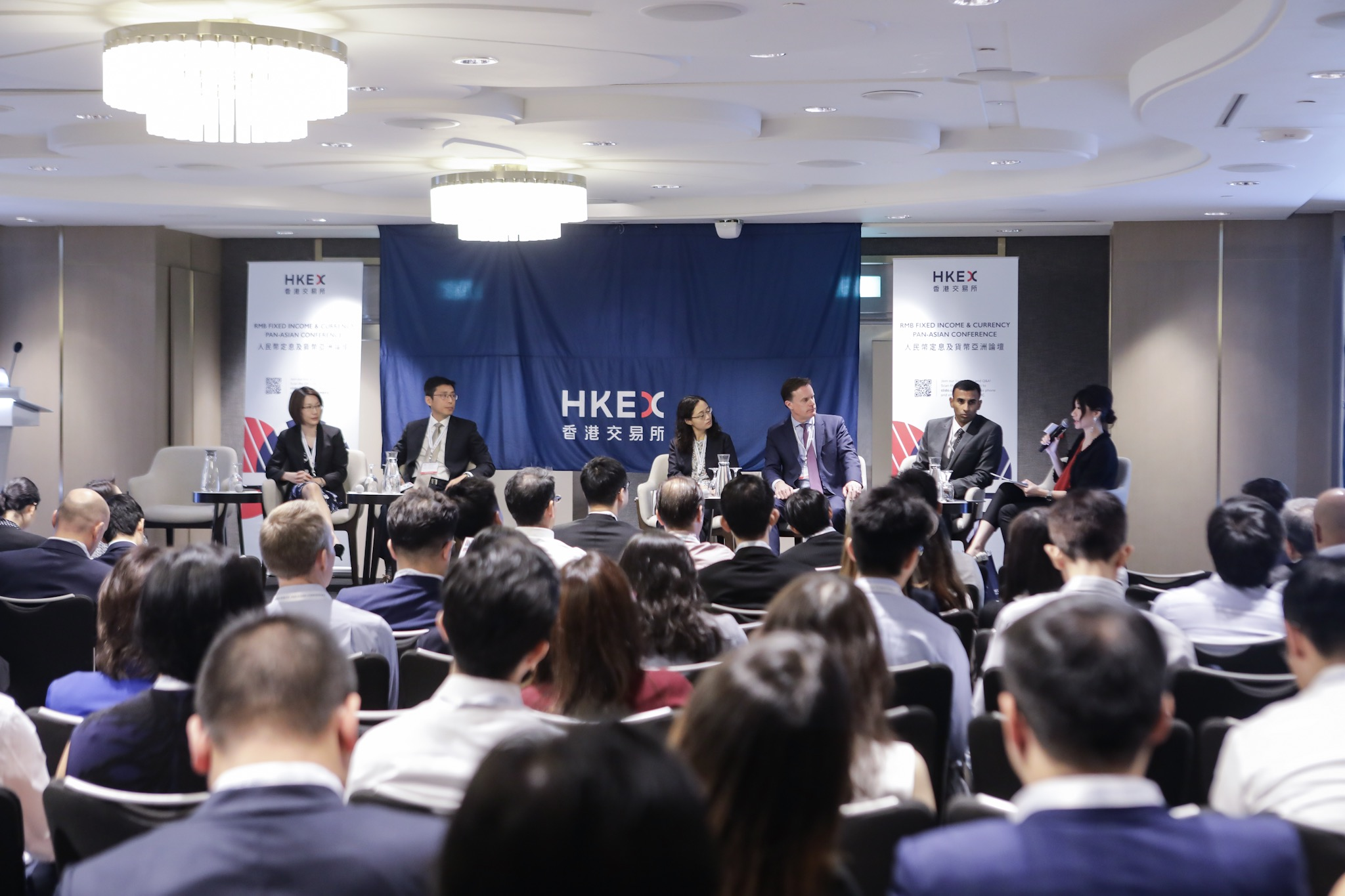 HKEX hosts its RMB FIC Pan-Asian Conference for the first time in Singapore on 4 April 2019